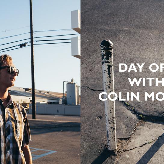 Day Off // Colin Moran