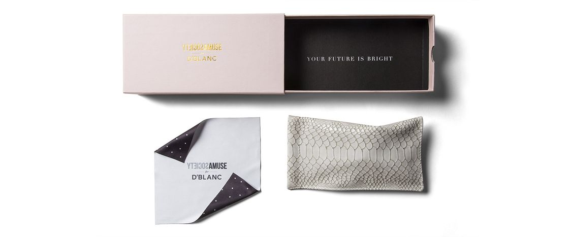 D'Blanc Product View